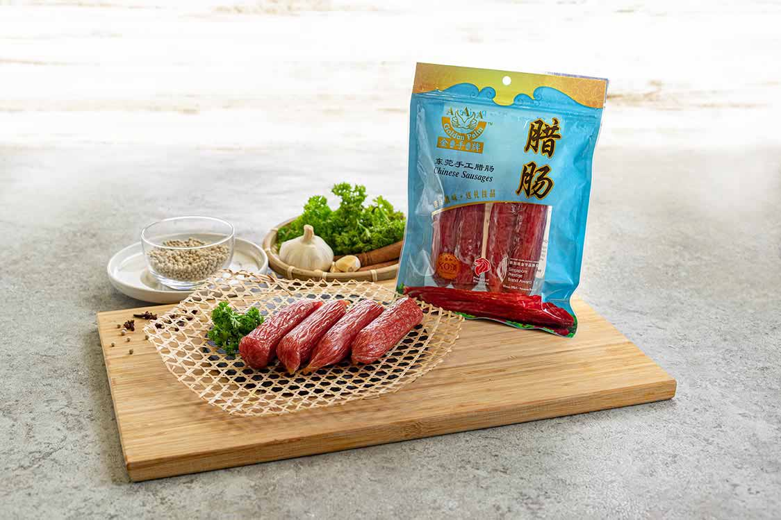 Chinese Sausages