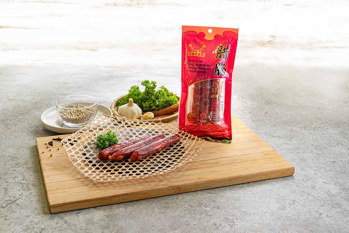 Handmade Smoked Sausages (INDO)