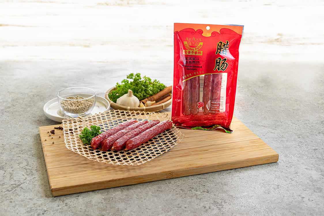 Premium Smoked Sausages