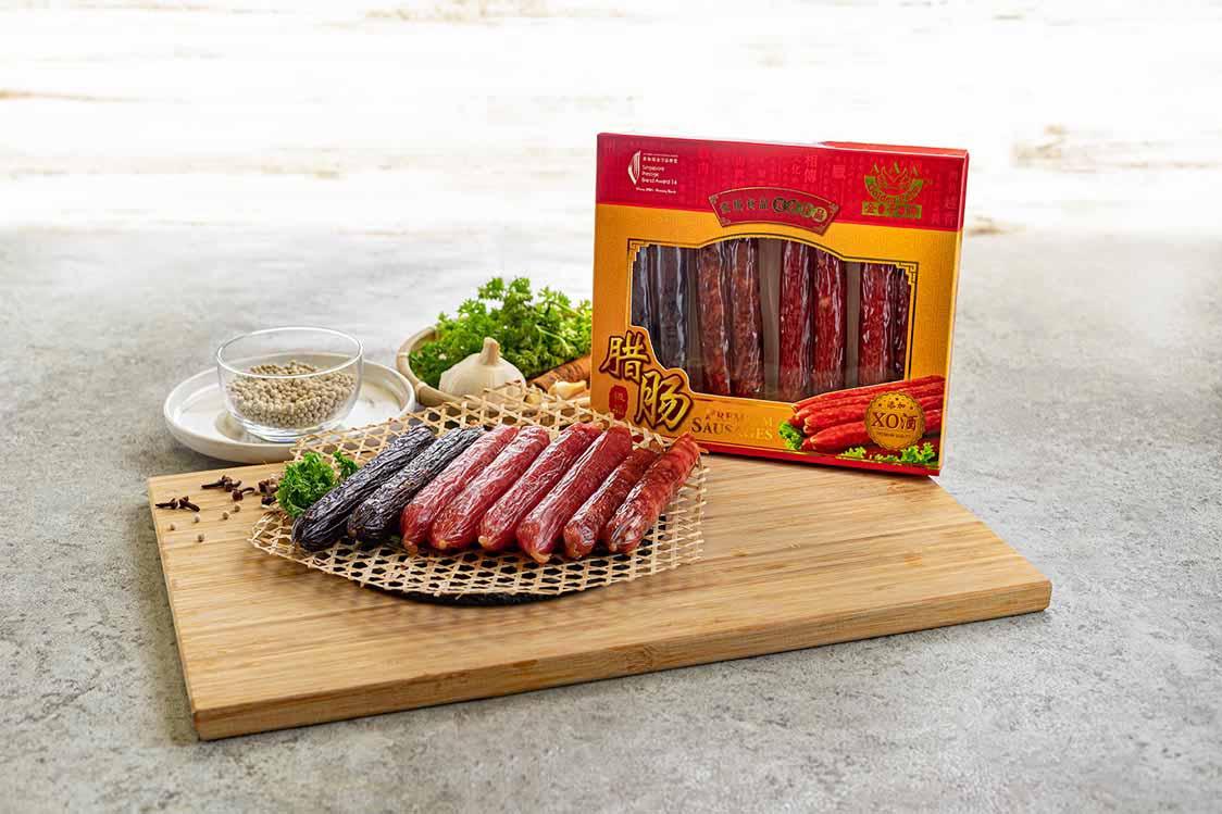 Premium Sausages Gift box