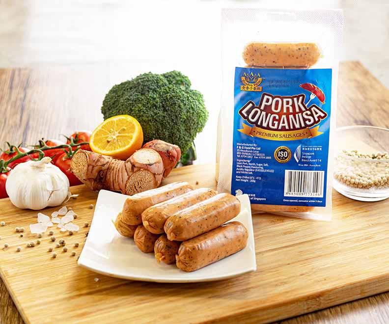 Pork Longanisa